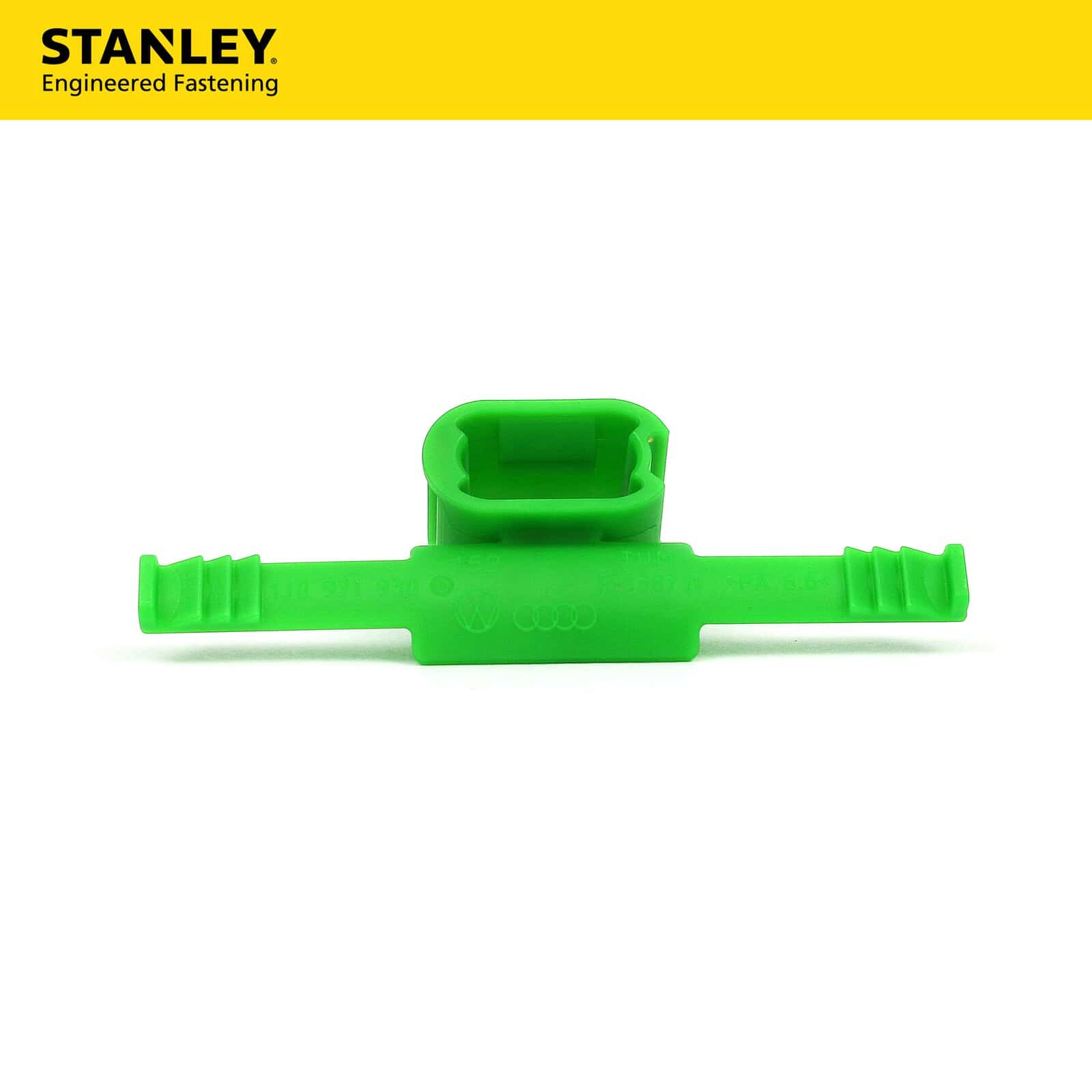Plastic- Wire harness clip P-1387 Animation on