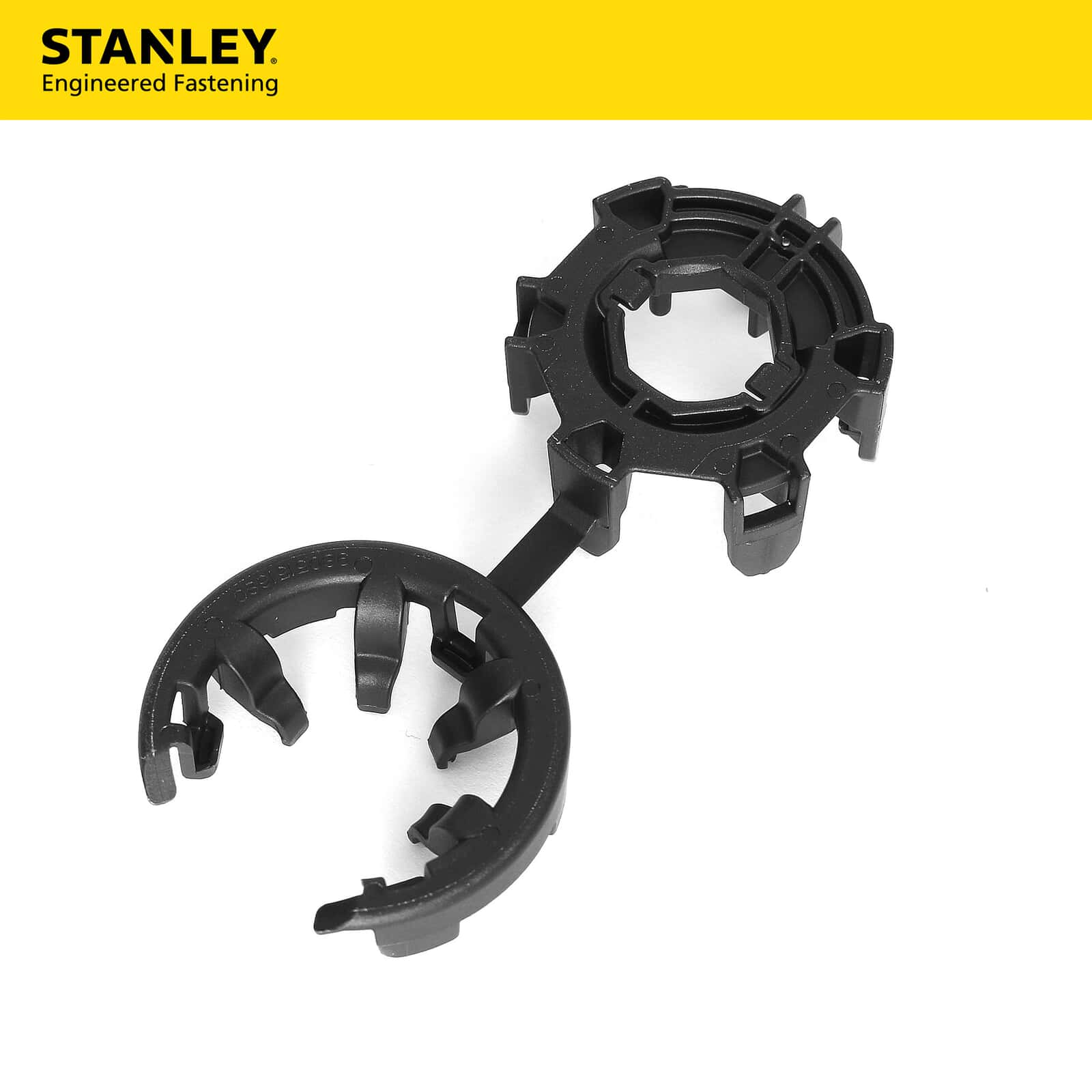 Plastic Anti Rotation Clip For Wire Harness P 6913 Animation Stanley Wiring 2018 Engineered Fastening All Rights Reserved